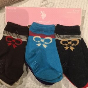 Other - 6 pack of socks